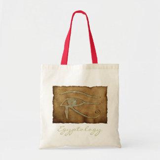 WADJET EYE OF HORUS on Papyrus Gift Totes