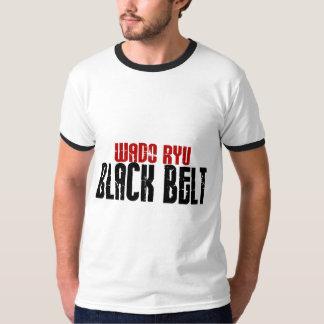 Wado Ryu Black Belt Karate T-Shirt