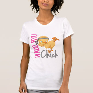 Wado Ryu Chick Tees