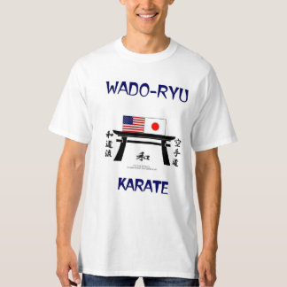 wado ryu karate T-Shirt