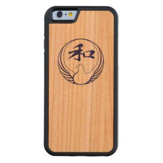 Wado-Ryu Phone Case Carved® Cherry iPhone 6 Bumper