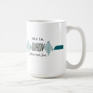 WADV Logo Mug