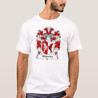 Wadwicz Family Crest T-Shirt