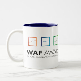 WAF Award Official Coffee Mug (Double Logo)
