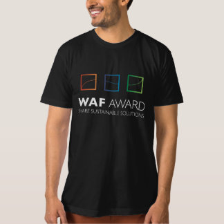 WAF Award Official Men T-Shirt (Black)
