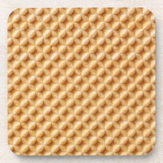 Wafer Texture Drink Coaster