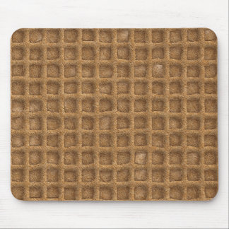 Waffle Cone Mouse Pad
