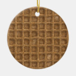 Waffle Cone Ornaments