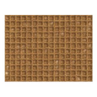 Waffle Cone Postcard