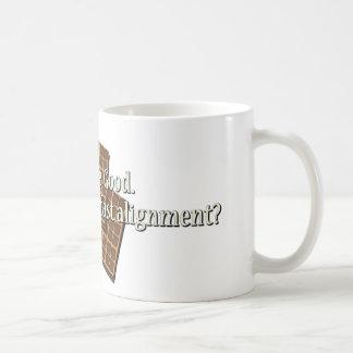Waffle Good Alignment Coffee Mug