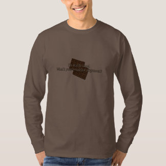 Waffle Good Alignment T Shirt