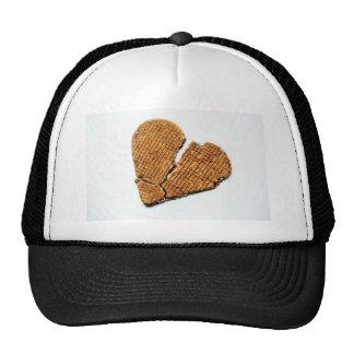 Waffle Heart Trucker Hat