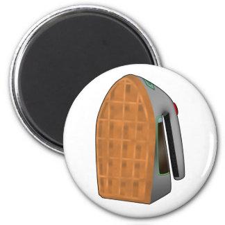 Waffle Iron - Magnet