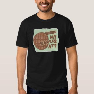 Waffle Shortage! Shirt
