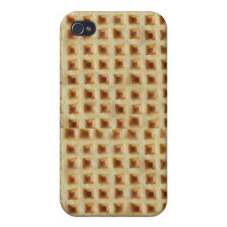 waffleII, waffleII, waffleII Cases For iPhone 4