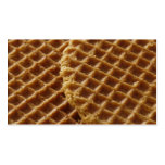 Waffles Business Card Template