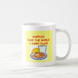 waffles coffee mugs