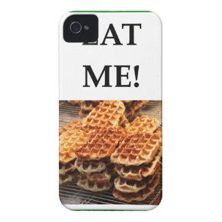 waffles iPhone 4 Case-Mate case