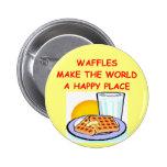 waffles pins