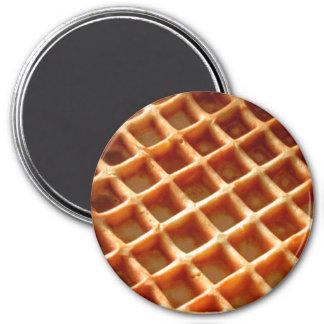 Waffles Refrigerator Magnet