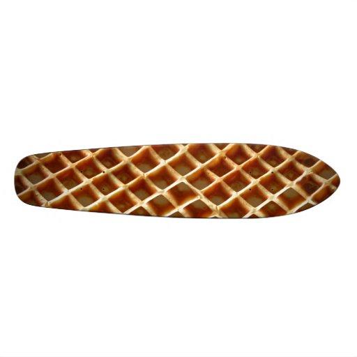 Waffles Skate 2 Skate Decks