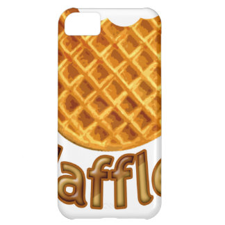 Waffles Yum iPhone 5C Cover