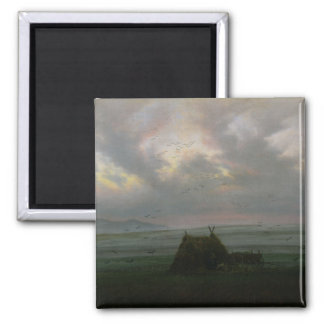Waft of Mist, c. 1818-20 2 Inch Square Magnet