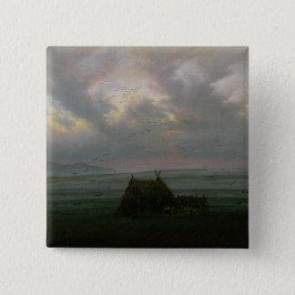 Waft of Mist, c. 1818-20 Pinback Button