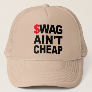 $WAG AIN'T CHEAP TRUCKER HAT