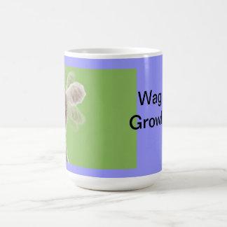 Wag First Growl Later Mug 1