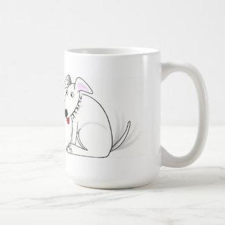 Wag First Growl Later Mug 4