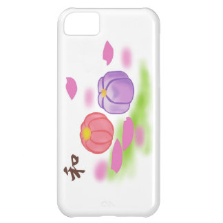 """Wagashi sweets """"和 Wa"""" Case For iPhone 5C"""