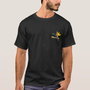 Wage Inner Peace & Finding your Self in Paradise T-Shirt