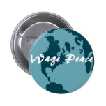 Wage Peace Pins