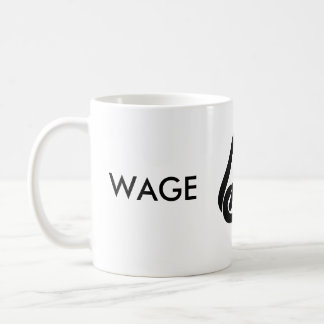 Wage Slave Coffee Mug