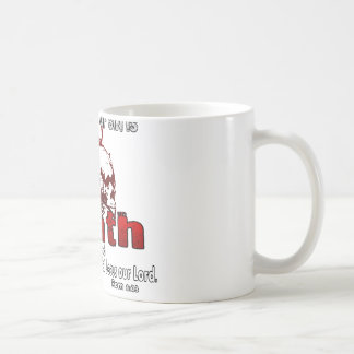 Wages of sin is DEATH Coffee Mug