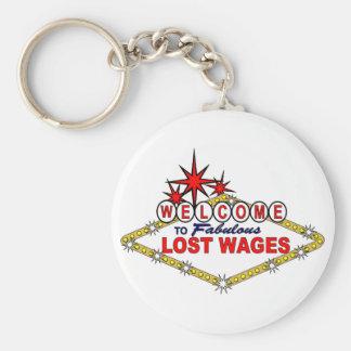 Wages_ perdido llavero