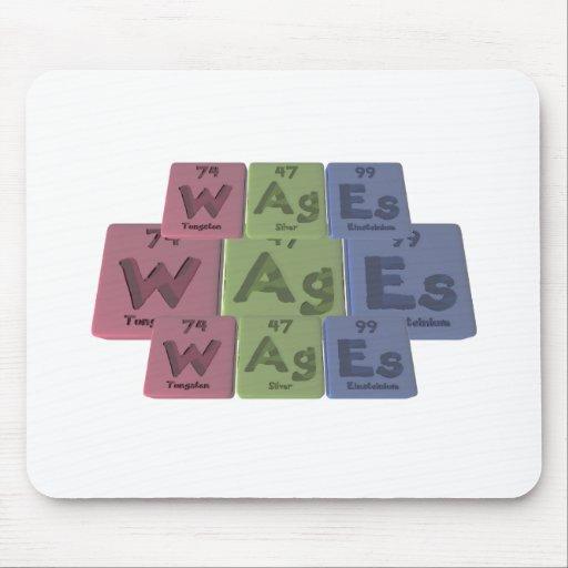 Wages-W-Ag-Es-Tungsten-Silver-Einsteinium.png Alfombrilla De Raton