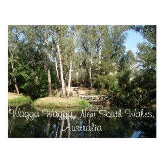 Wagga Wagga New South Wales, Australia Postcard