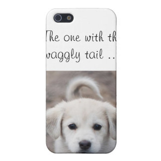 Waggly Tail iPhone Case