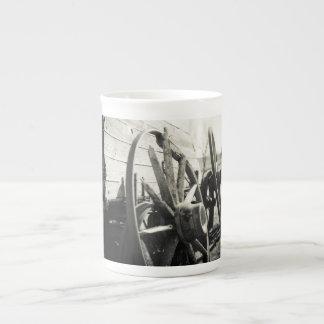 waggon tea cup