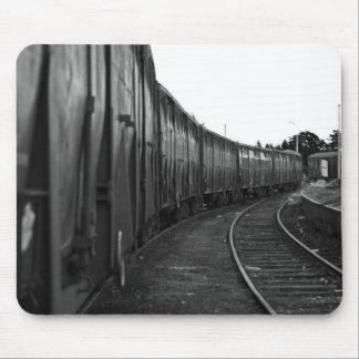 Waggons Mouse Pad