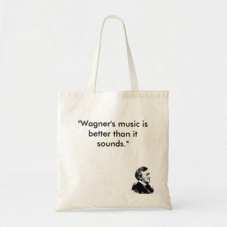 Wagner es un bolso bolsas
