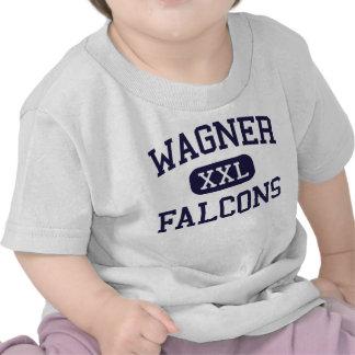 Wagner - Falcons - High - Staten Island New York Tshirts