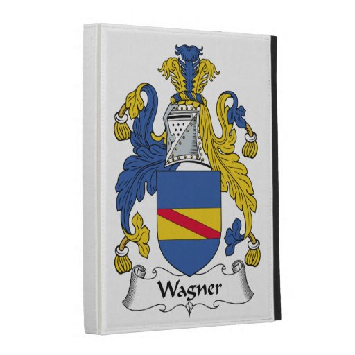 Wagner Family Crest iPad Cases