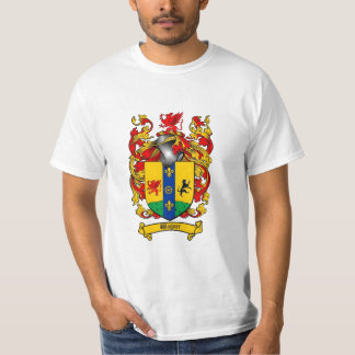 Wagner Family Crest - Wagner Coat of Arms T-Shirt
