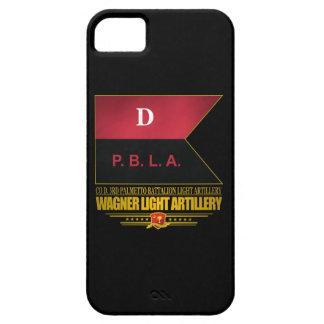 Wagner Light Artillery iPhone 5 Cases