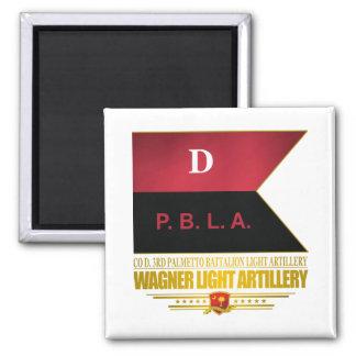Wagner Light Artillery Magnets
