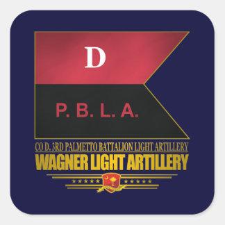 Wagner Light Artillery Stickers