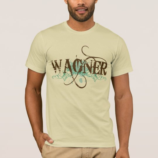 Wagner Music Composer T-shirt